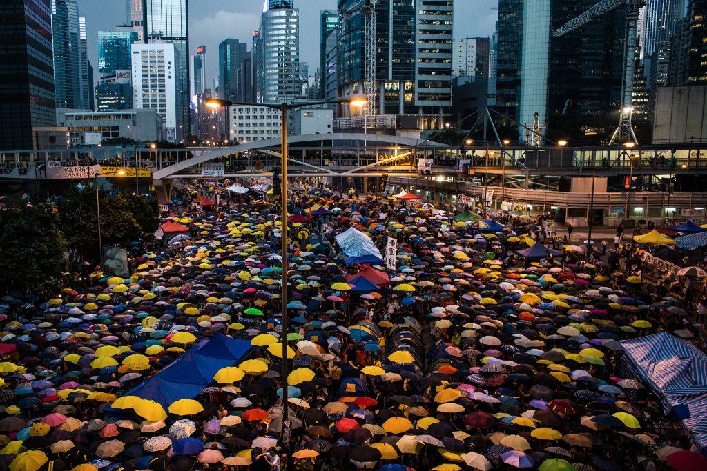 「雨傘運動」の画像検索結果